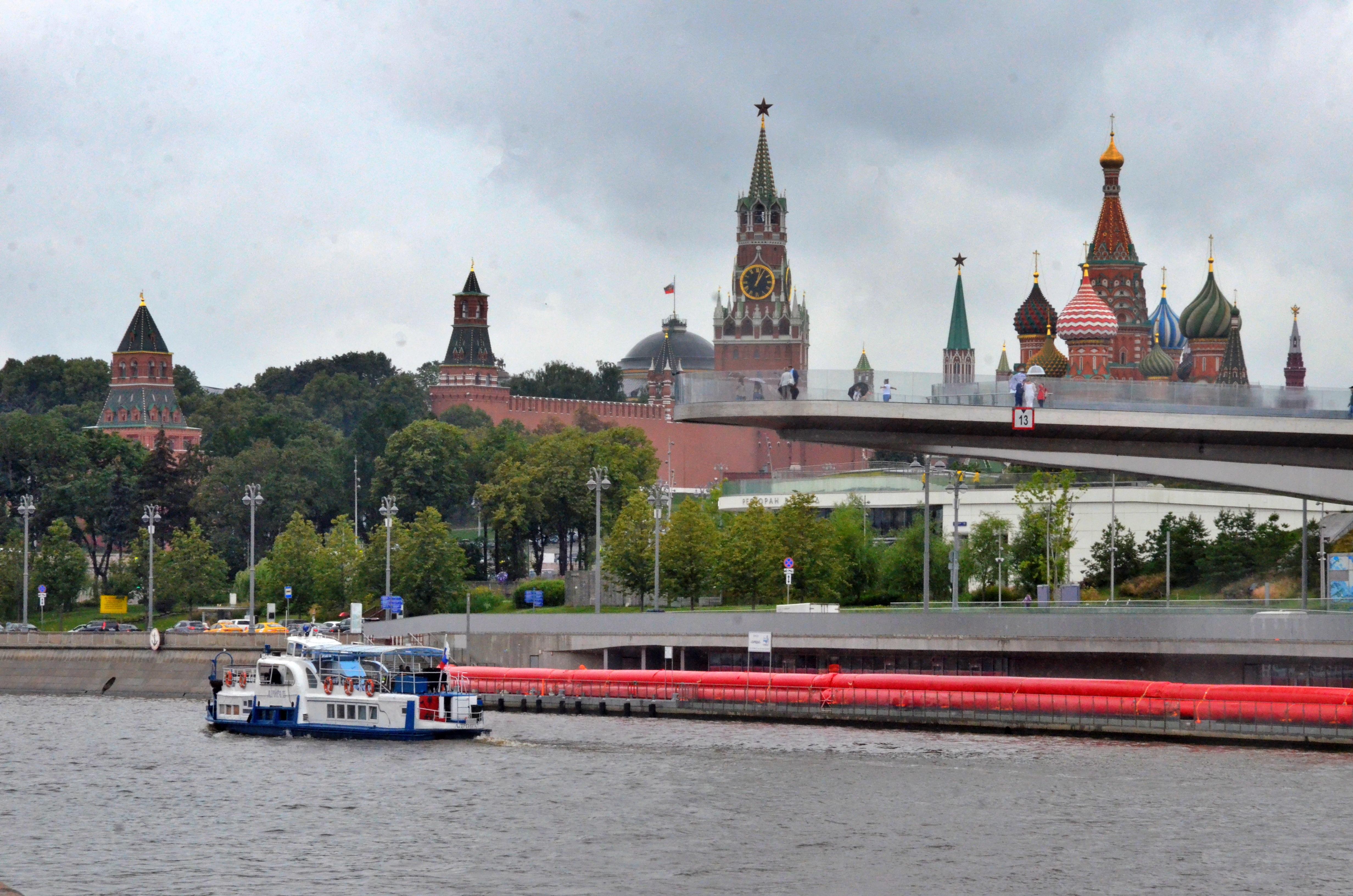 Московский вторник принесет самую высокую температуру на неделе