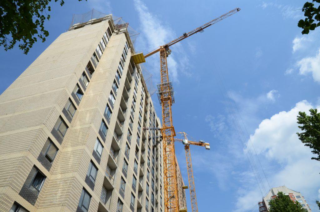 Жилой комплекс построят в Чертанове Южном. Фото: Анна Быкова