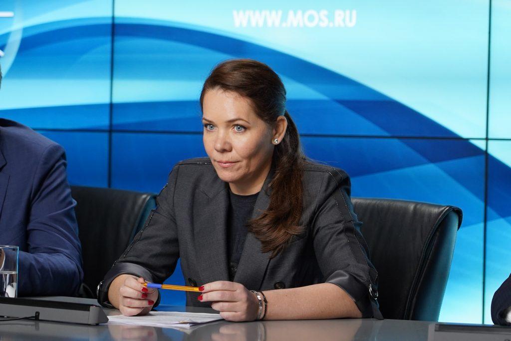 Внедрение цифровых сервисов в сфере детской вакцинации обсудили в Москве