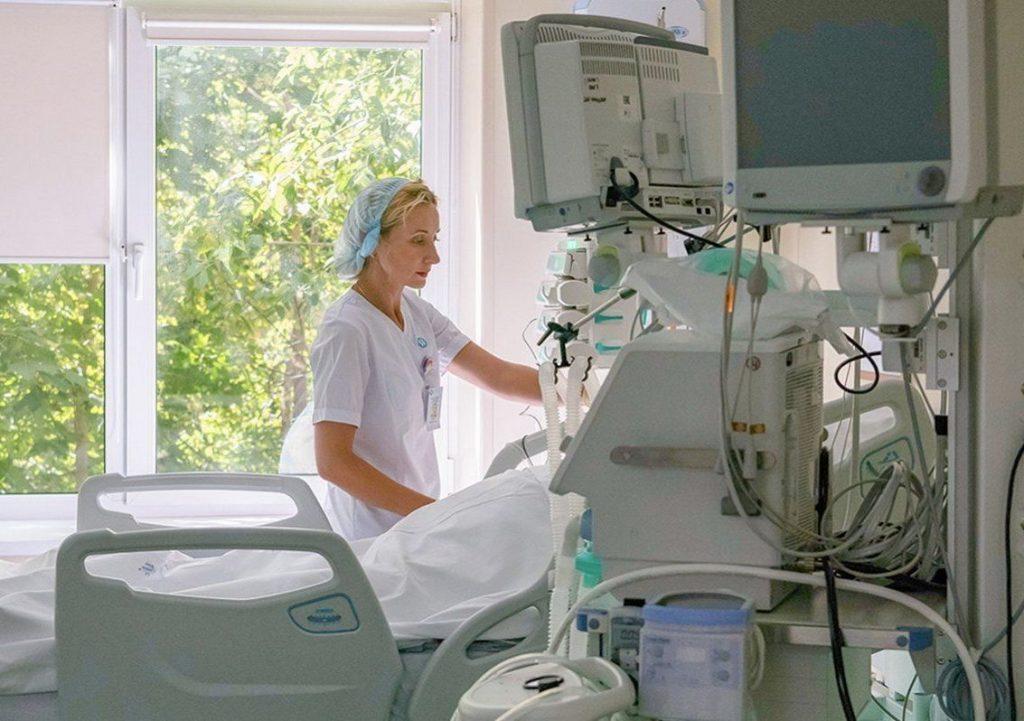 Медицинские мощности столичных поликлиник нарастят. Фото: сайт мэра Москвы