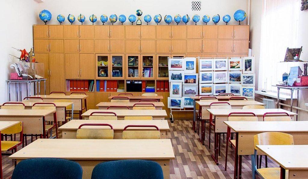 Русскую классическую гимназию отремонтируют. Фото: сайт мэра Москвы