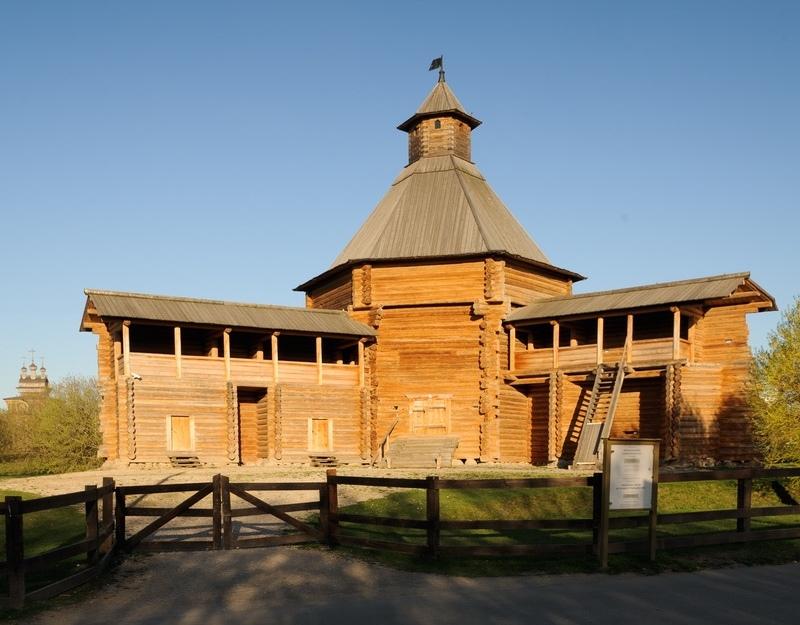 Музей зодчества в «Коломенском» представили в проекте «Деревянное кольцо России»