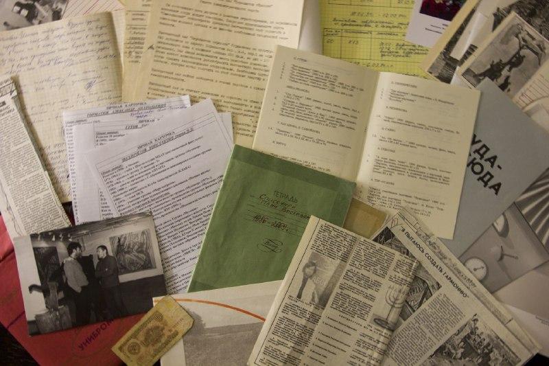 Архив галереи «Пересветов переулок» покажут любителям искусства