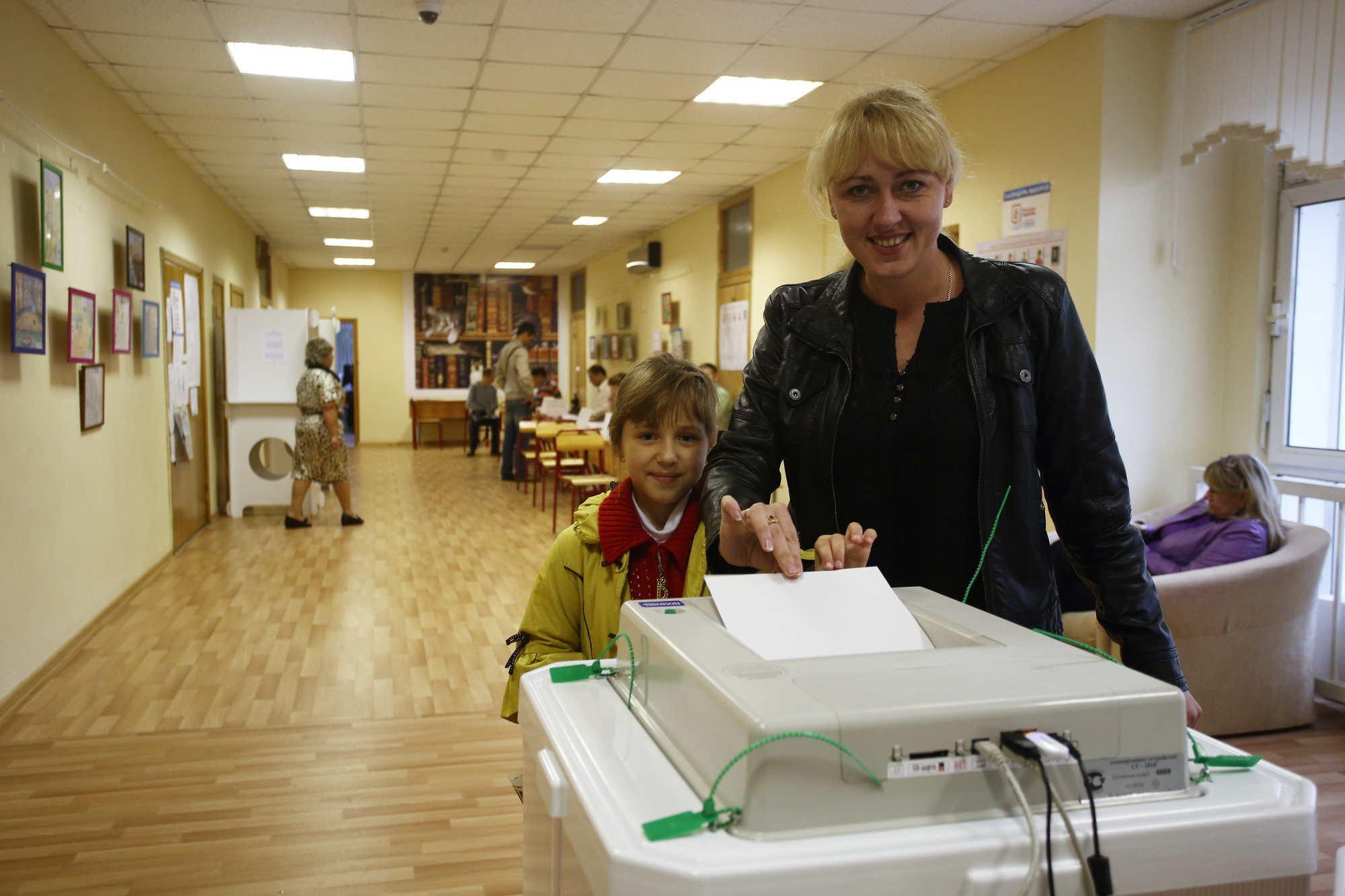 Систему пресечения двойного голосования на выборах протестируют в столице