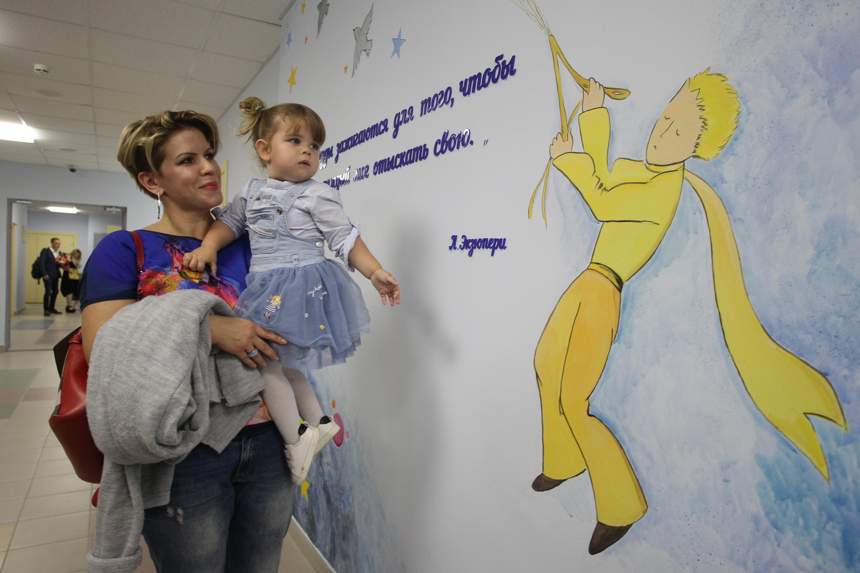 Москва получила 10 детских садов за счет инвесторов в 2020 году