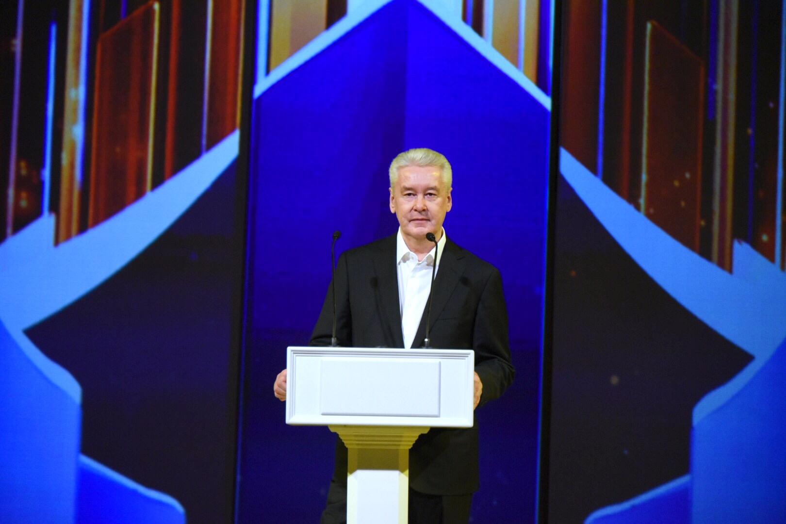 Сергей Собянин оценил успехи московских школьников по ЕГЭ