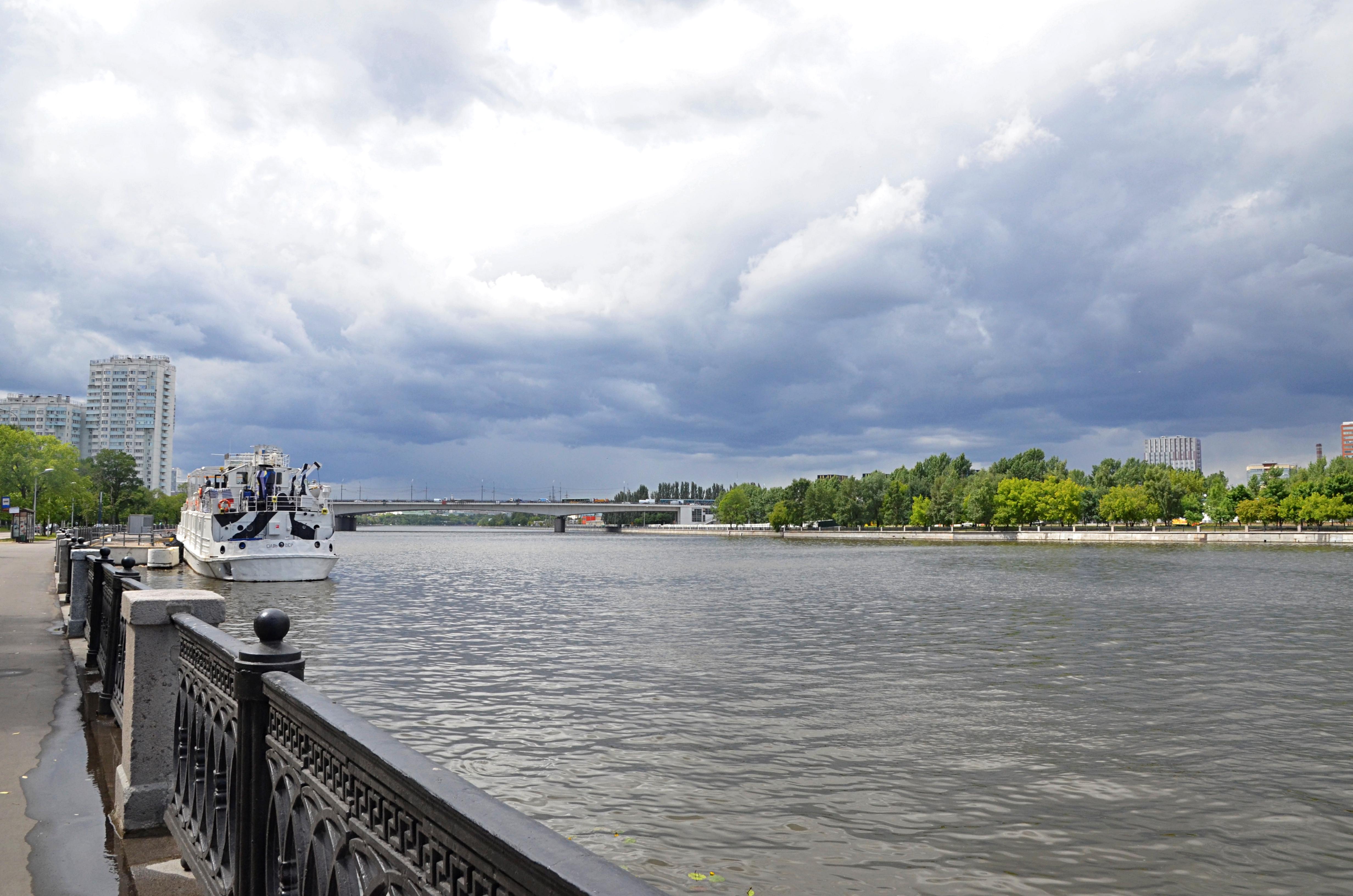 Облачная погода ожидается в Москве