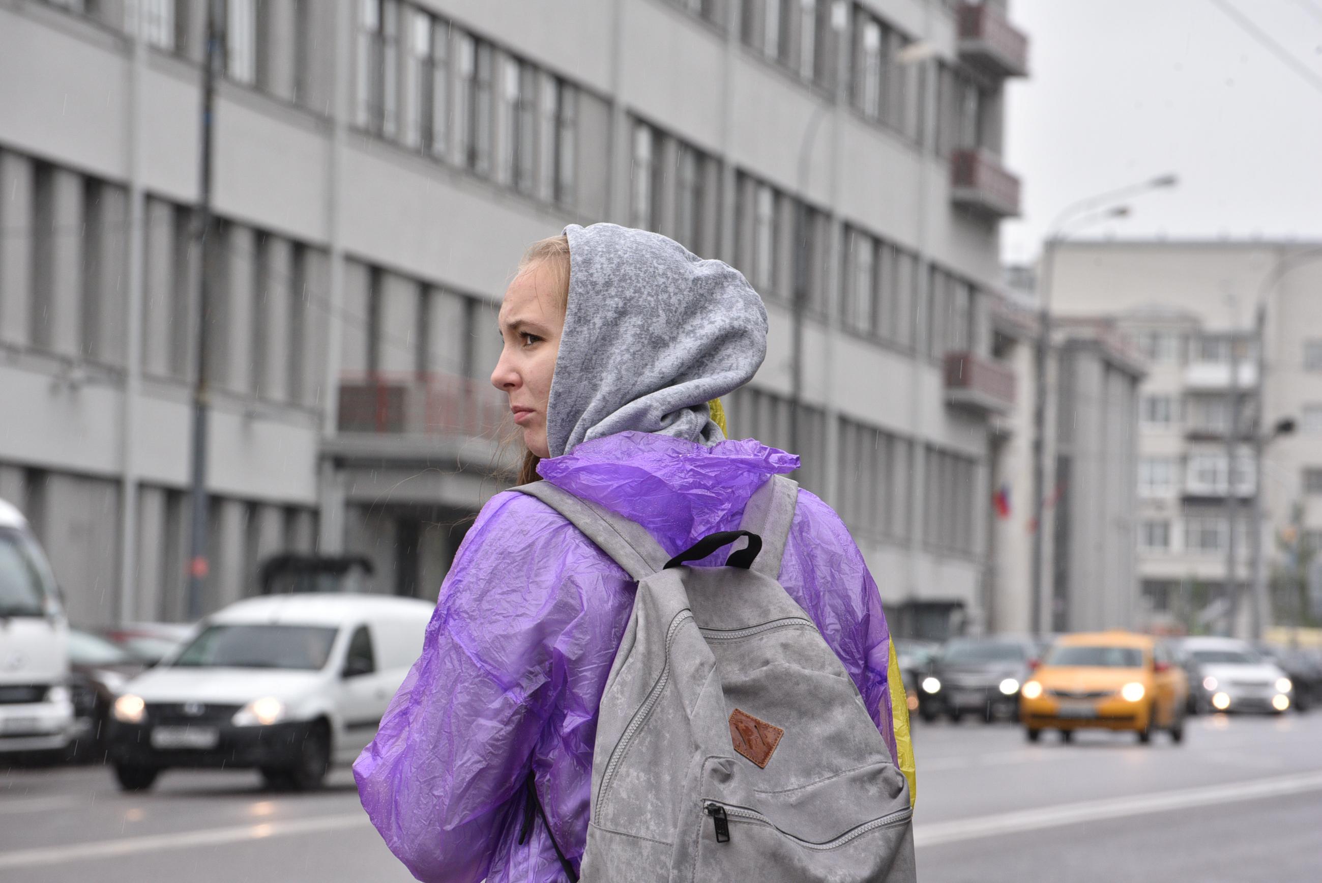 Пасмурная погода сохранится в Москве