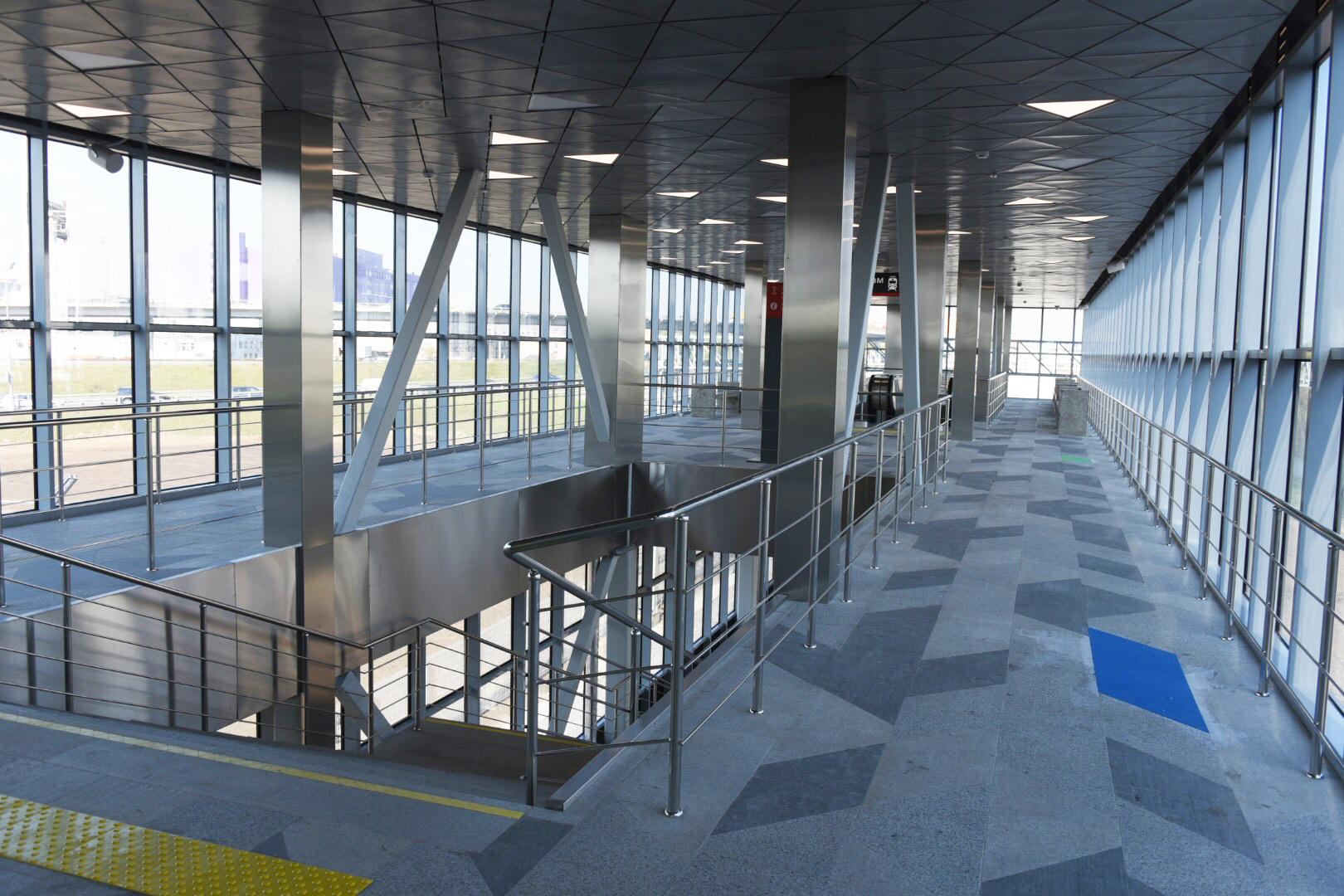 Шесть ТПУ откроют около новых станций Киевского направления МЖД