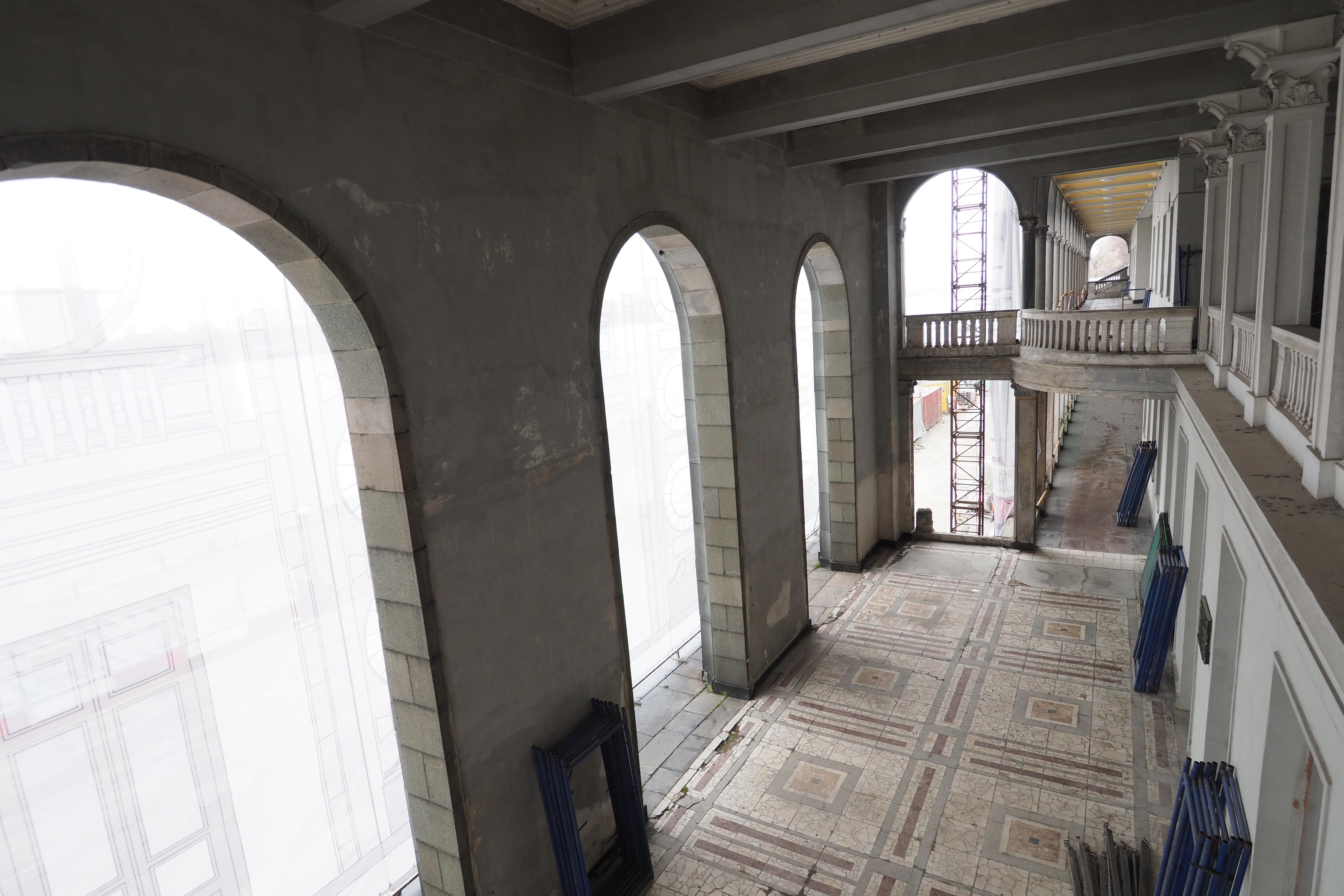 Виртуальный тур по Северному речному вокзалу запустили в Москве