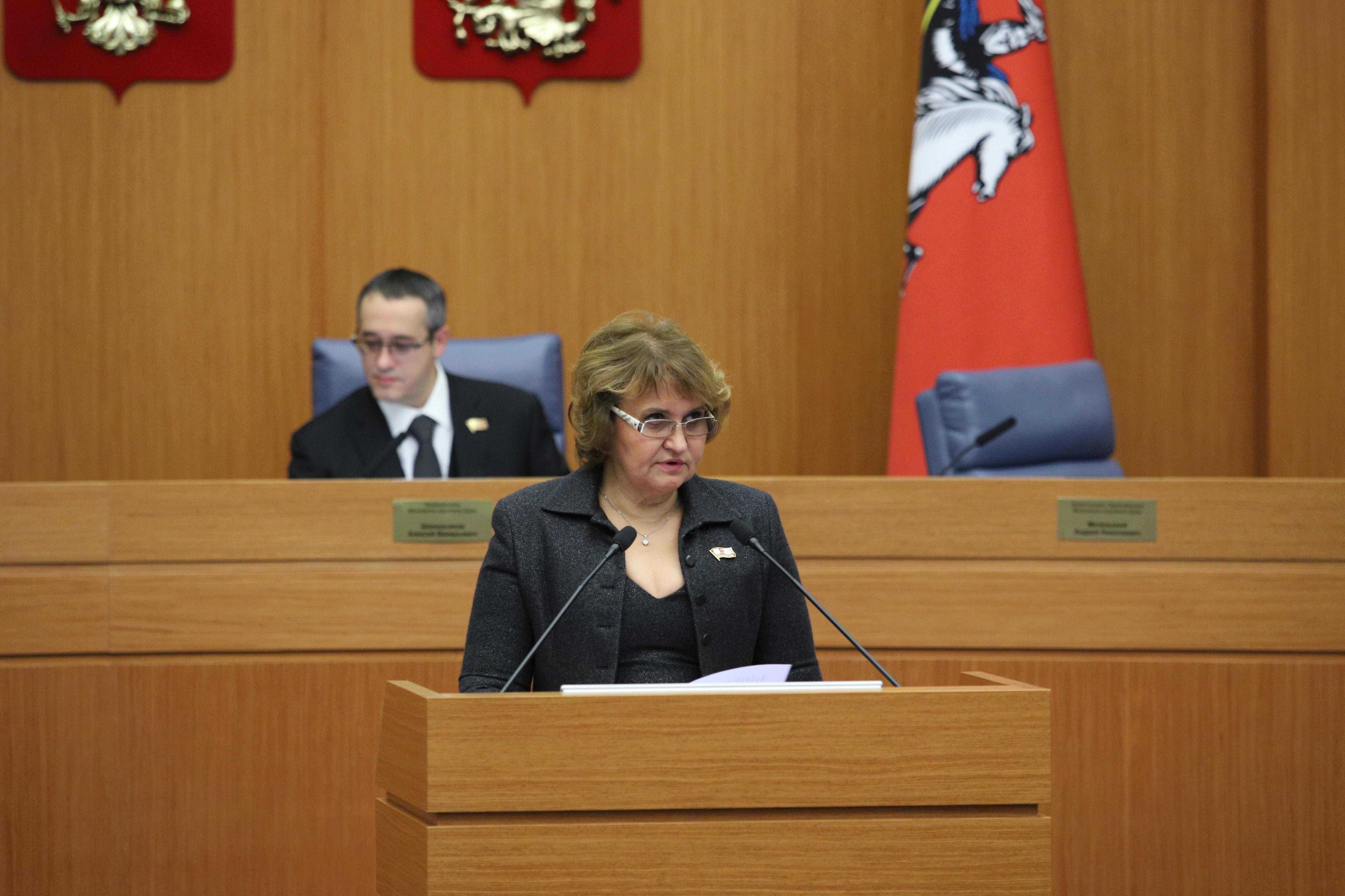 Депутат МГД Людмила Гусева рассказала о поддержке предпринимателей в период пандемии коронавируса