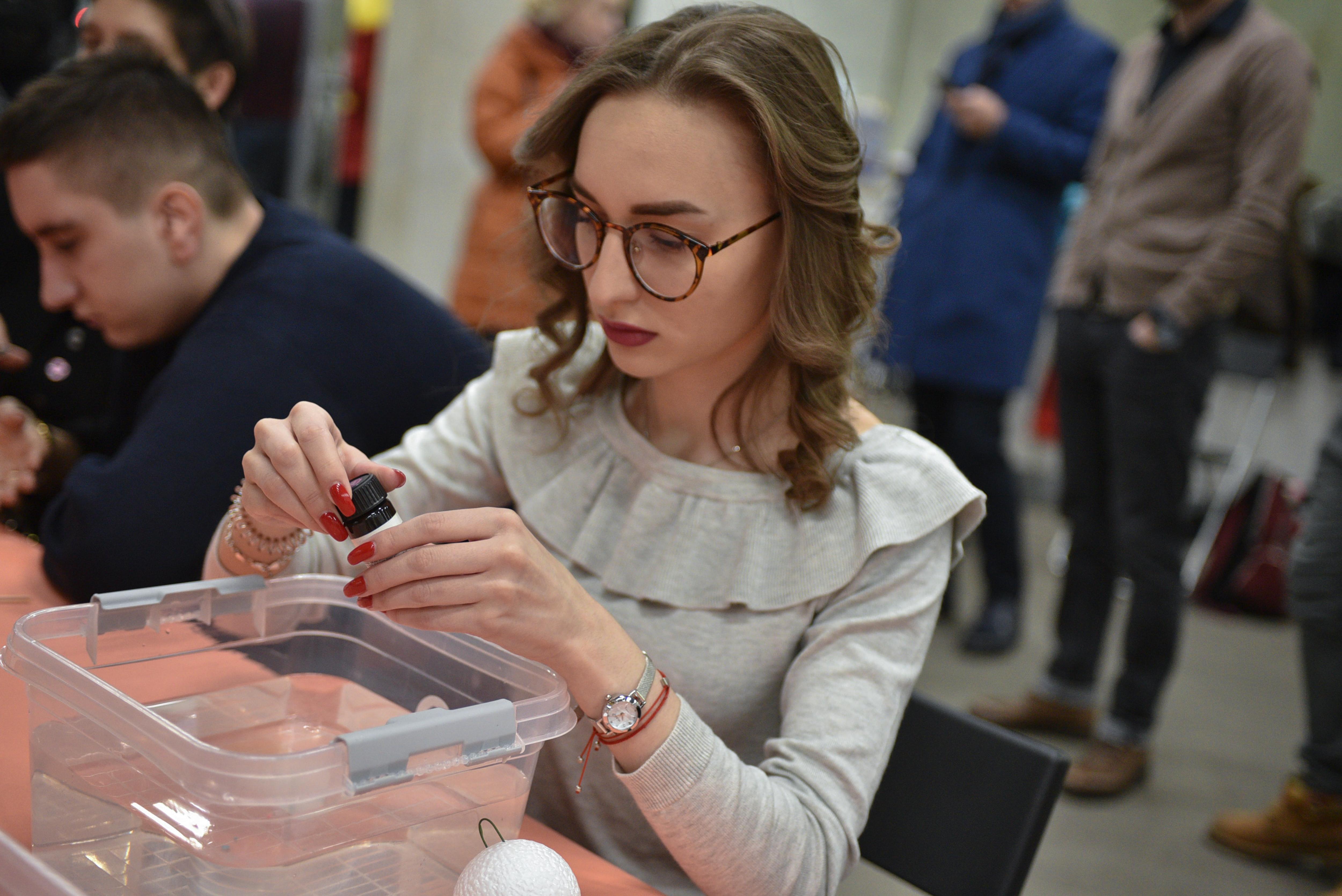 Бесплатные мастер-классы проведут в «Северном Чертанове»