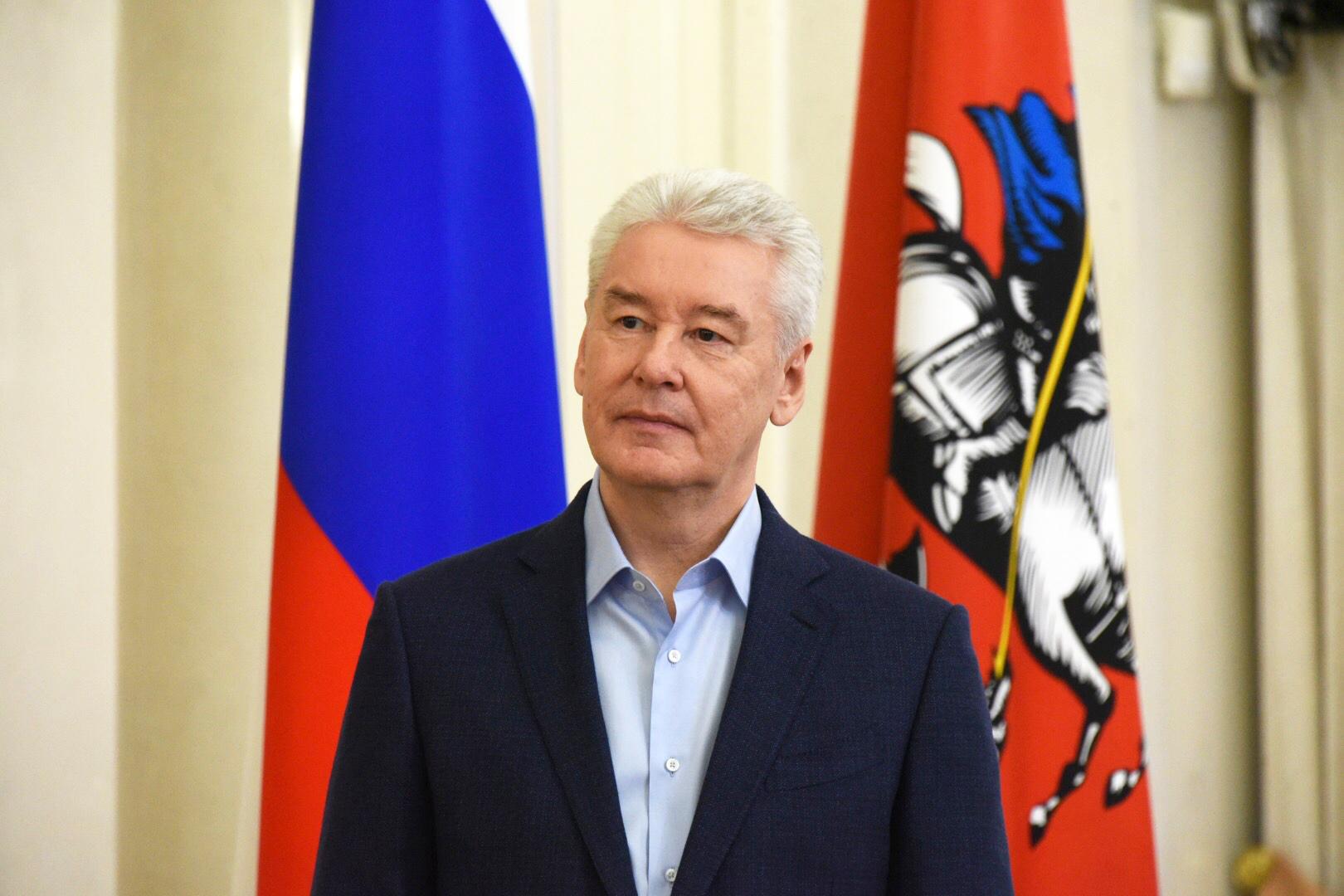 Собянин: Оборот МСП на потребительском рынке достиг 95% от значений марта