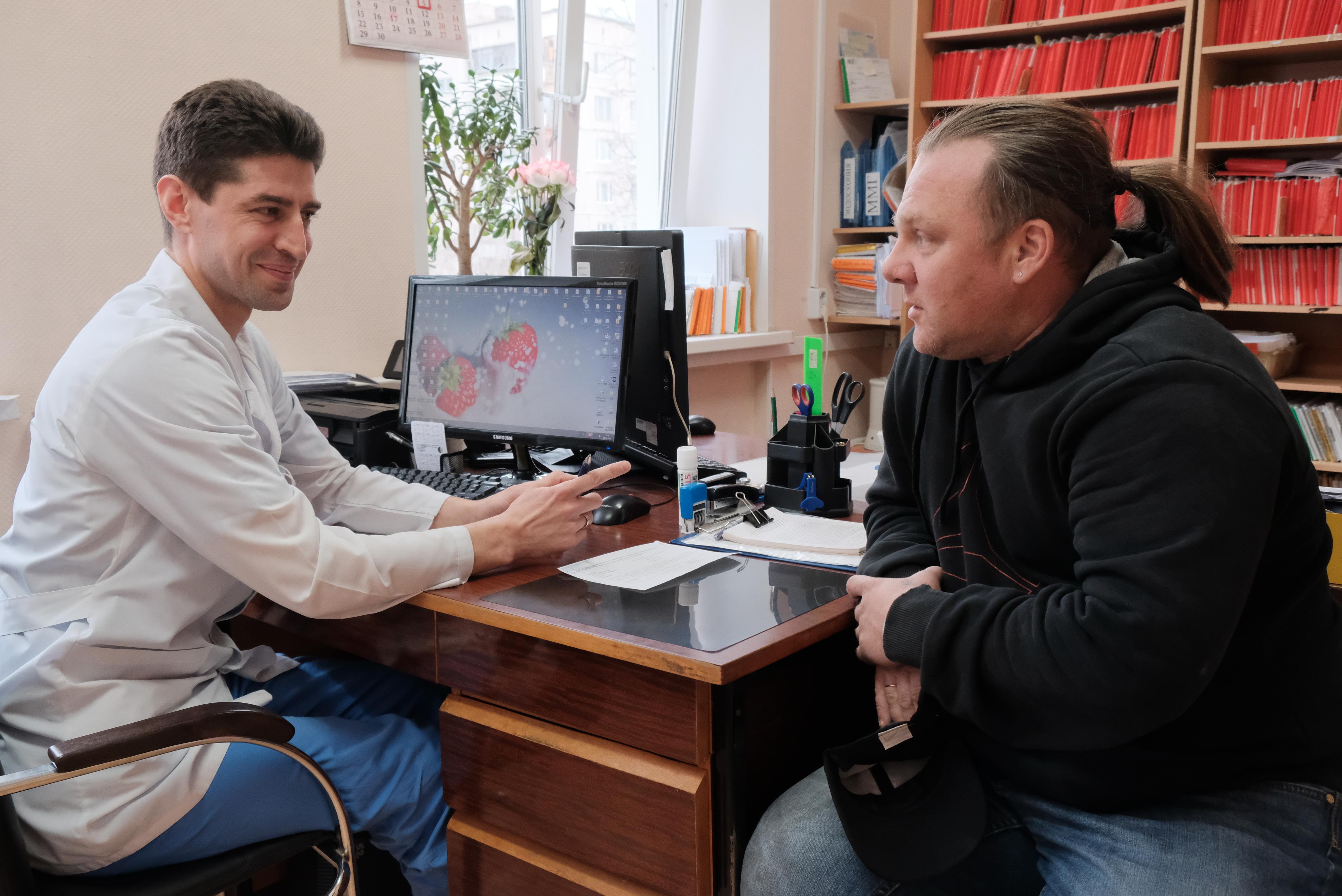 Последняя неделя бесплатного онкоскрининга началась в Москве