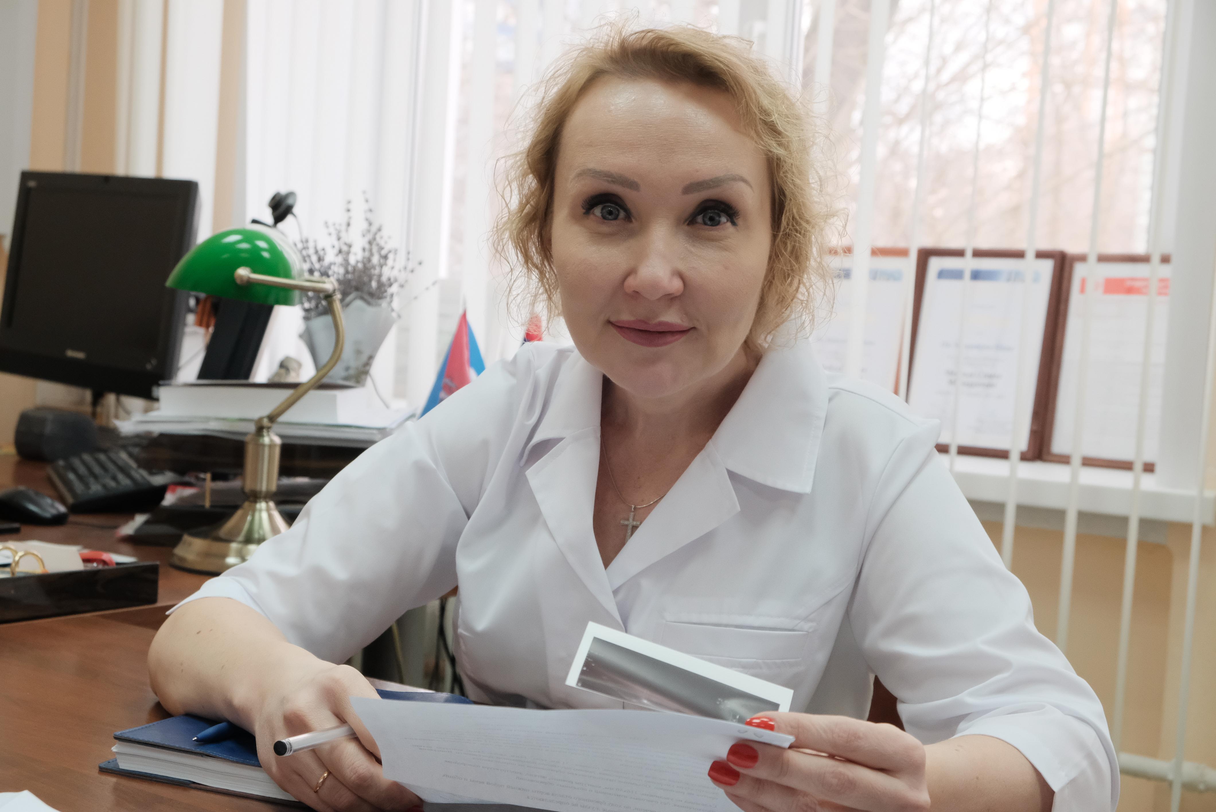 Депутат МГД Самышина напомнила горожанам о возможности пройти бесплатный онкоскрининг