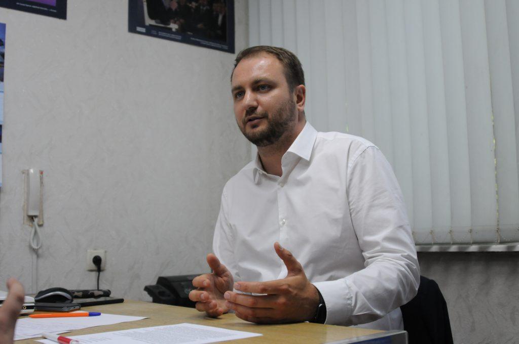 Депутат Московской городской Думы Кирилл Щитов