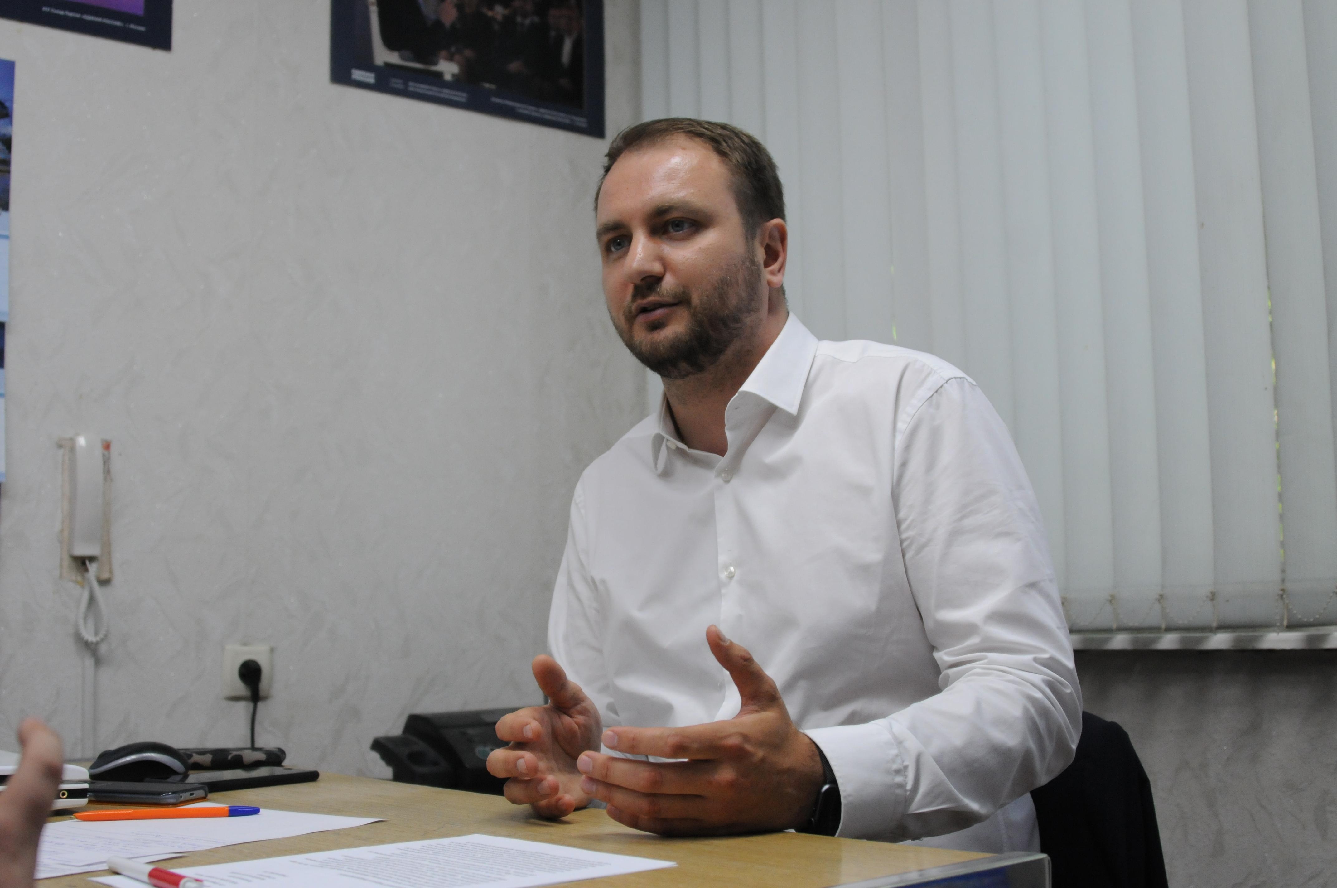 Депутат МГД Кирилл Щитов рассказал о целях благотворительной акции «Собери ребенка в школу»