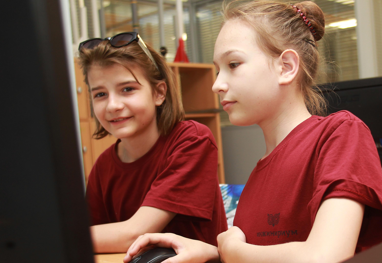 Детский технопарк Москвы пригласил на бесплатные интенсивы
