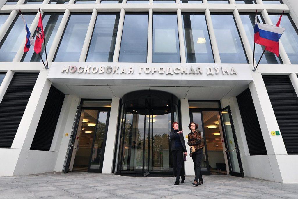 В Мосгордуме осуществляют постоянный контроль за ходом строительства домов по программе реновации. Фото: сайт мэра Москвы