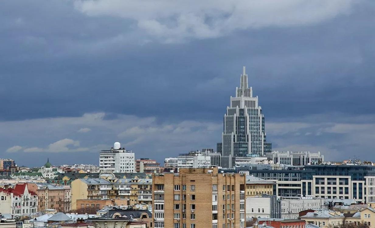 Дожди и грозы ожидают москвичей