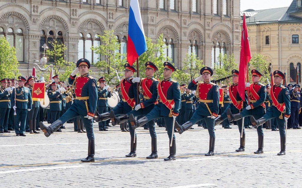 В региональном оргкомитете «Наша Победа» подвели текущие итоги празднования 75-летия Победы. Фото: сайт мэра Москвы