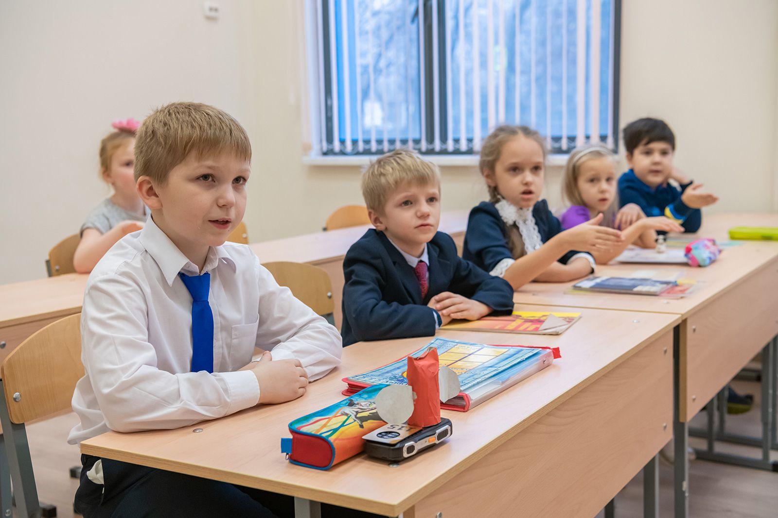 Новую школу в Нагатинском Затоне откроют к 1 сентября