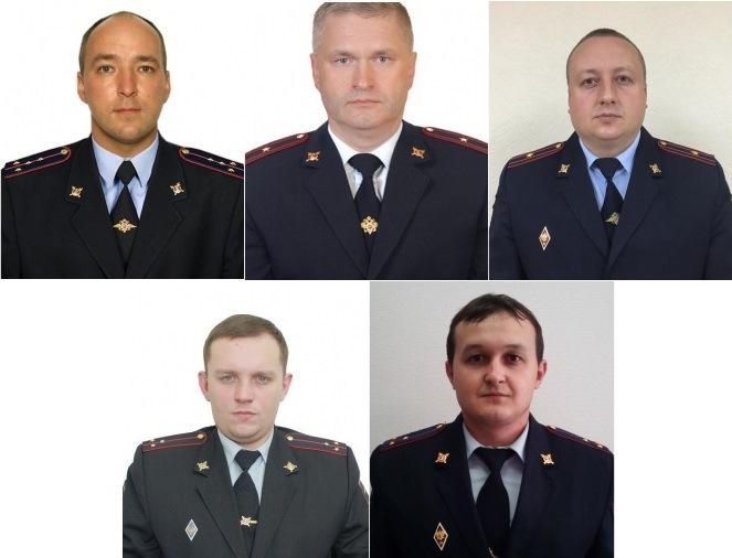 Полицейские УВД по ЮАО принимают участие во Всероссийском конкурсе «Народный участковый»