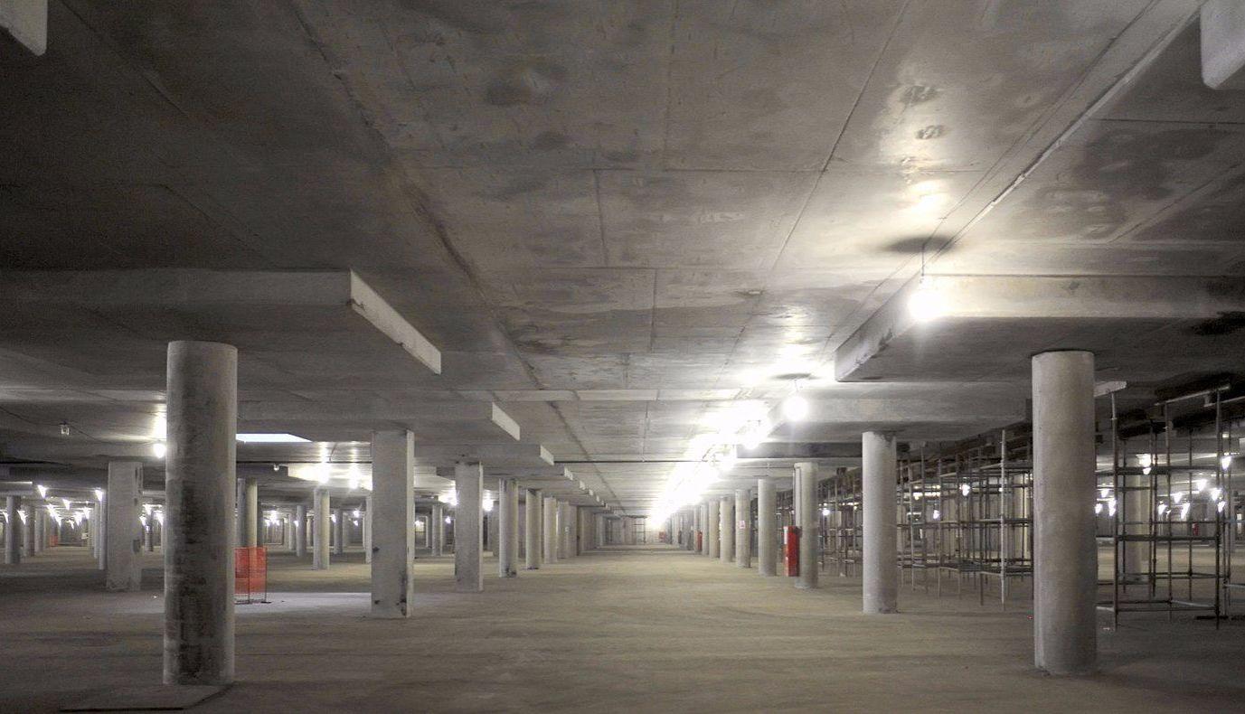 Двухэтажная подземная парковка появится в Даниловском районе