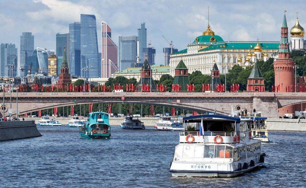 Южный речной вокзал отремонтируют. Фото: сайт мэра Москвы
