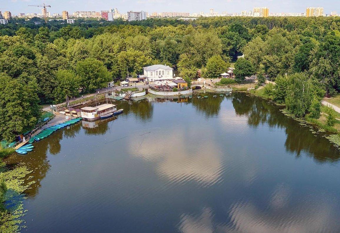 Жители Москвы могут поучаствовать в квесте-прогулке по паркам Москвы и получить подарки