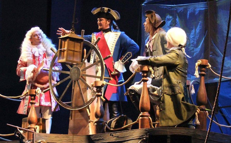 Жителям юга рассказали о сленге пиратов
