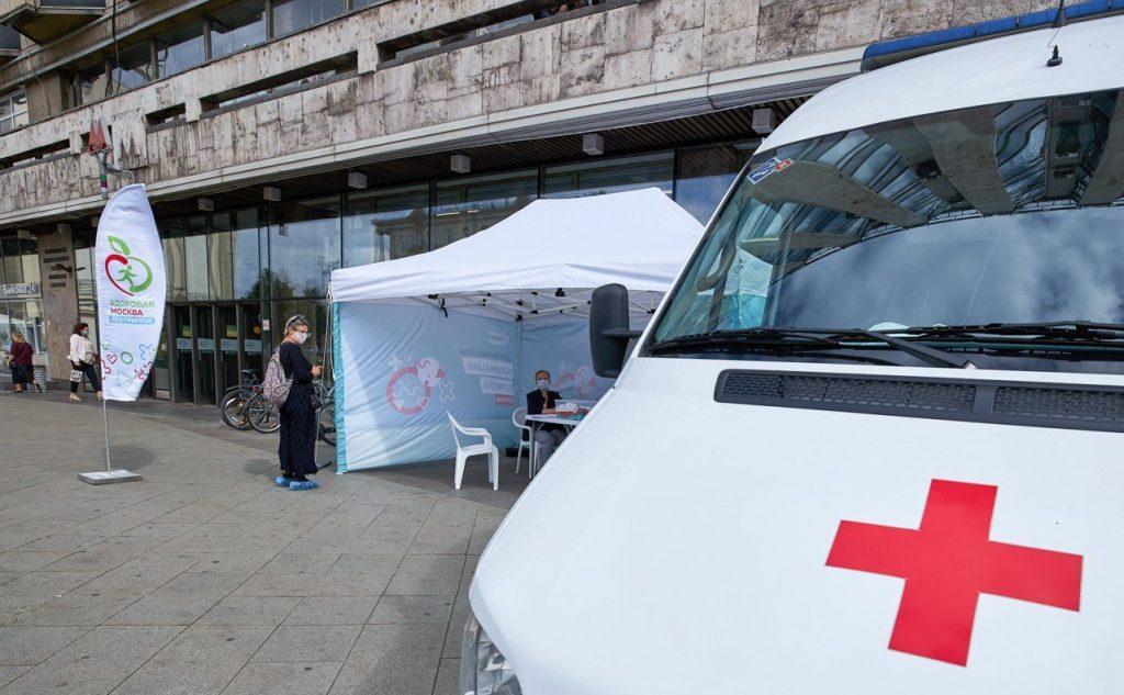 Врач: Грипп в сочетании с коронавирусом может привести к печальному итогу. Фото: сайт мэра Москвы