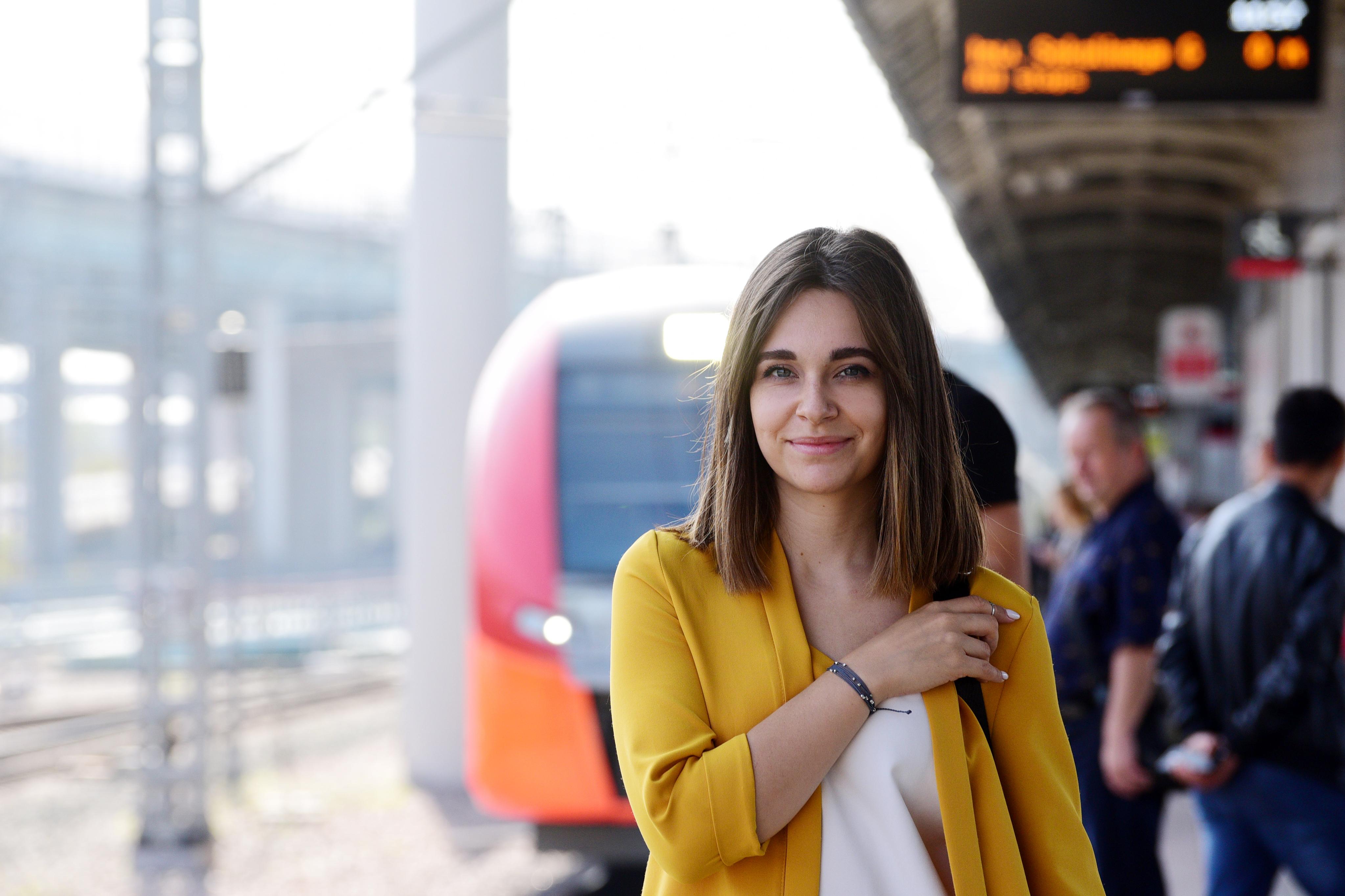 Пассажиры смогут комфортно пересаживаться на метро, МЦК, железнодорожный и наземный пассажирский транспорт. Фото: Пелагия Замятина