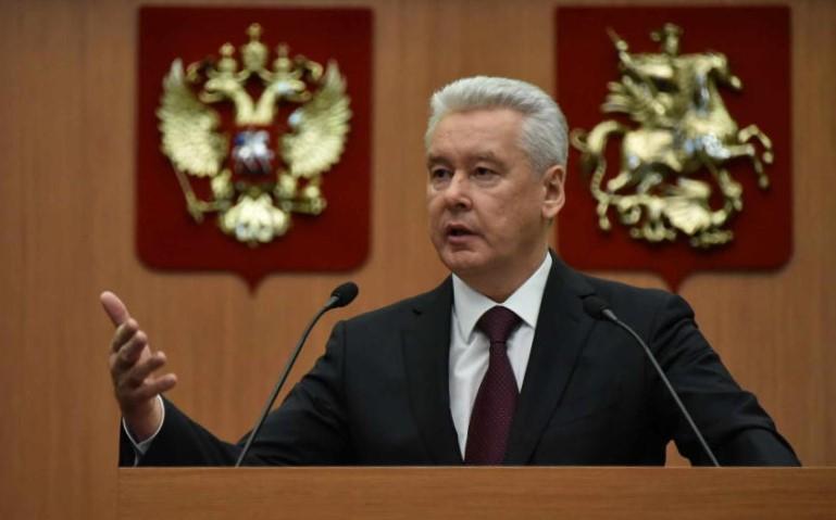 Собянин: Общий объем выпуска зеленых облигаций Москвы составит 70 млрд рублей