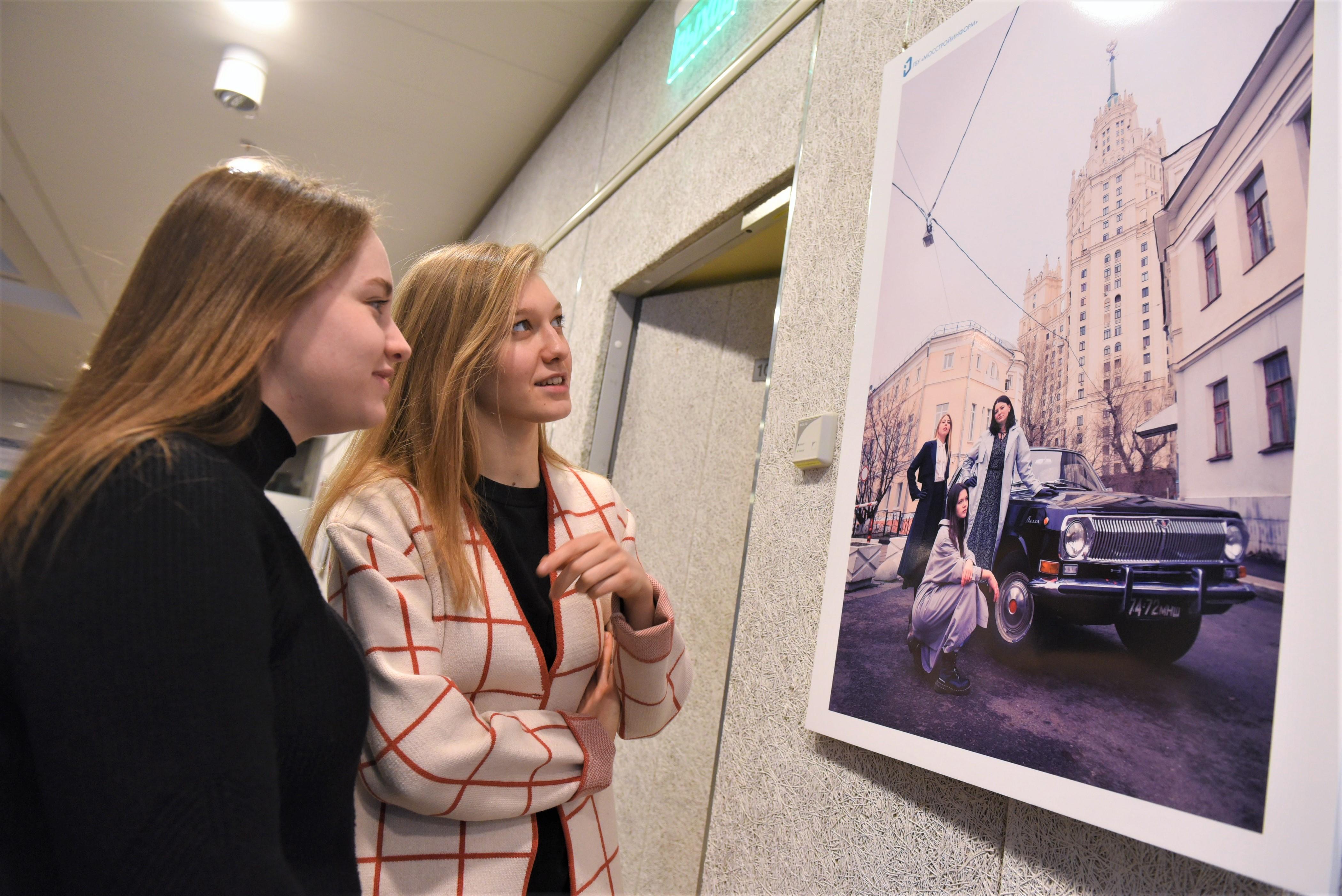 2 сентября в Доме на Брестской открывается фотовыставка «ОБЪЕКТИВно о Москве»