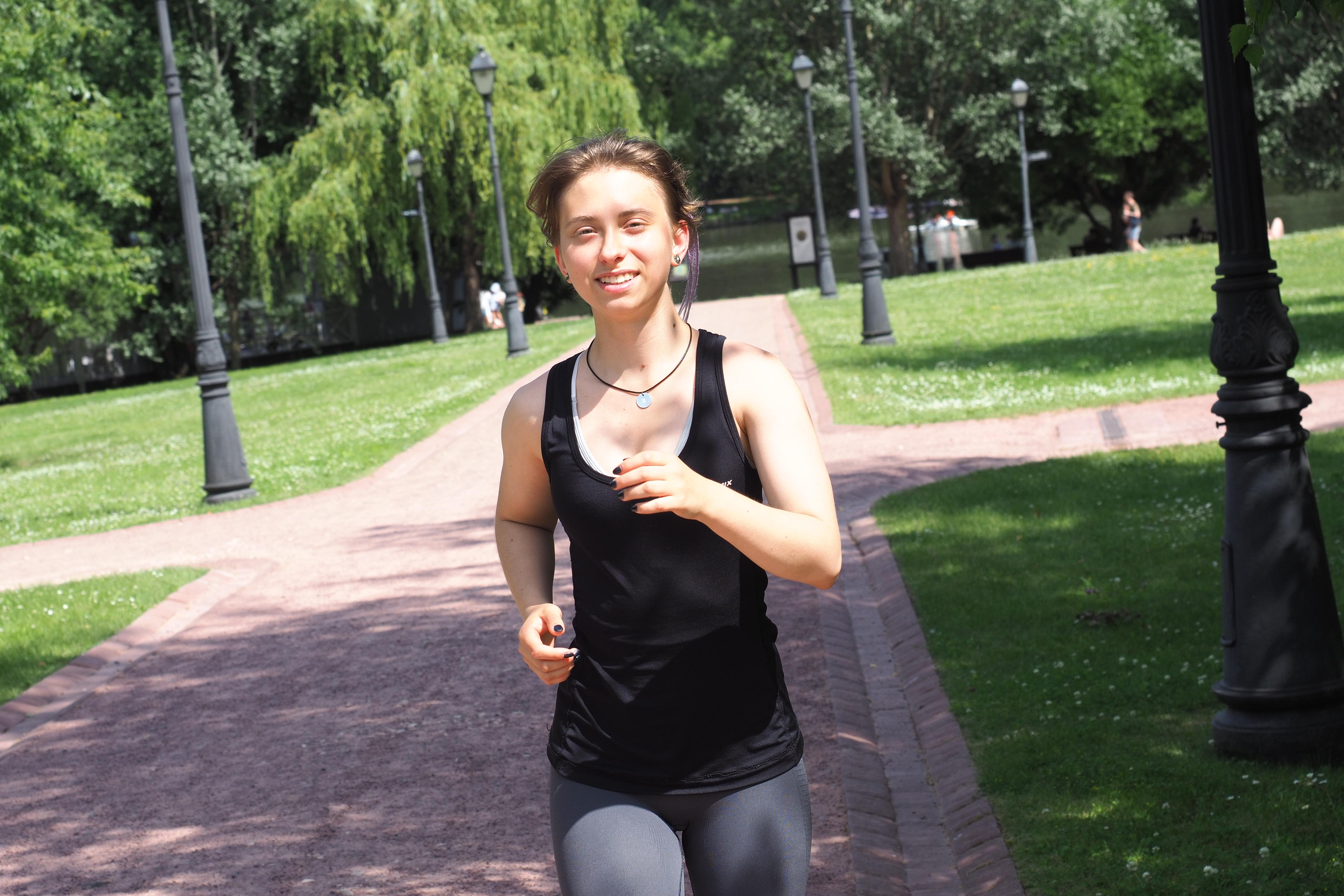 Участники «Спортивных выходных» в Москве пробежали свыше 500 километров