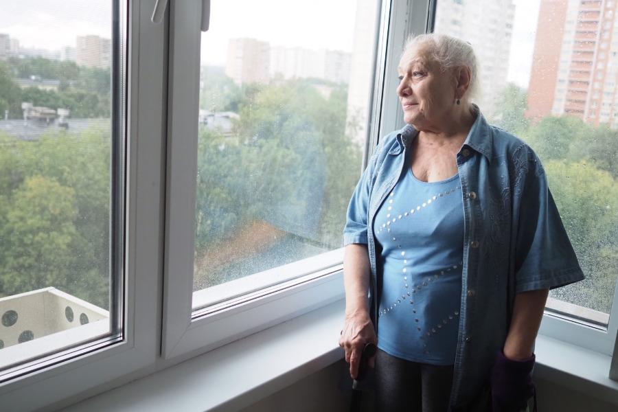 Депздрав рекомендует диабетикам оставаться дома. Фото: Антон Гердо, «Вечерняя Москва»