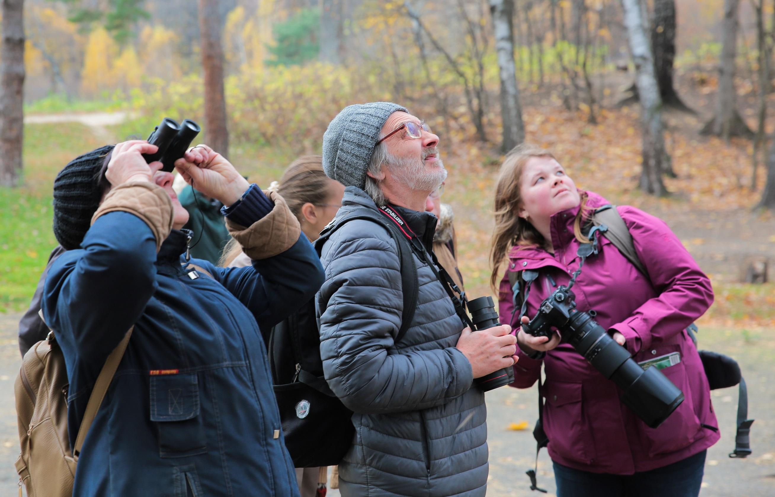 Москвичам расскажут в «Скворечнике» об инстинктах и особенностях поведения птиц