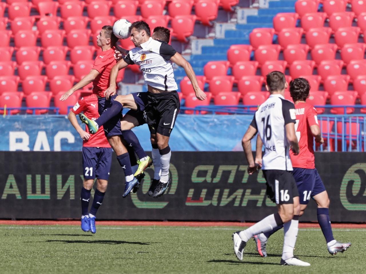 Команда «Торпедо» переломила ход игры и победила «СКА-Хабаровск»