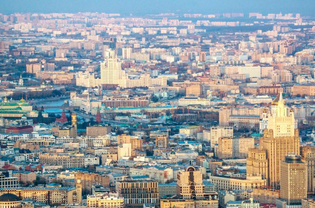 Диаспоры Армении и Азербайджана в Москве призвали к сдержанности. Фото: сайт мэра Москвы