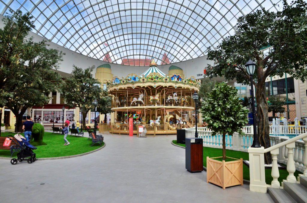 Парк развлечений «Остров Мечты» признали лучшим проектом года. Фото: Анна Быкова