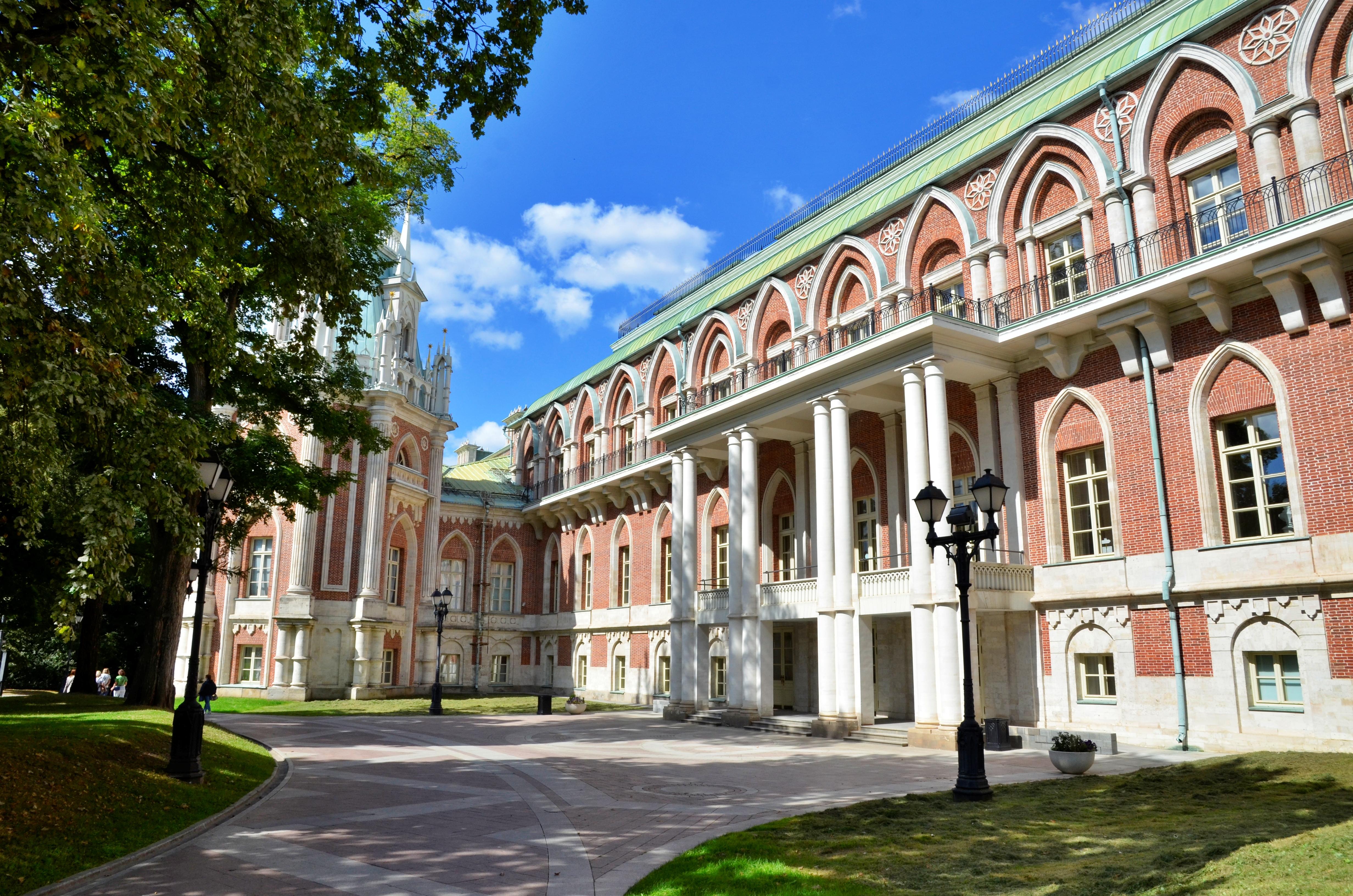 Точки притяжения туристов обозначили в «Царицыне»