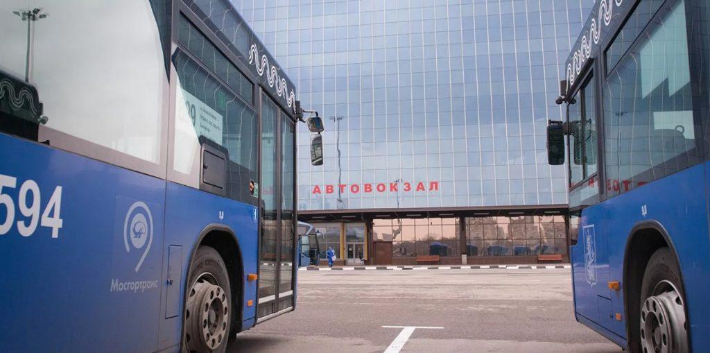 Вокзал и автостанции на юге оснастили тепловизорами. Фото: сайт мэра Москвы