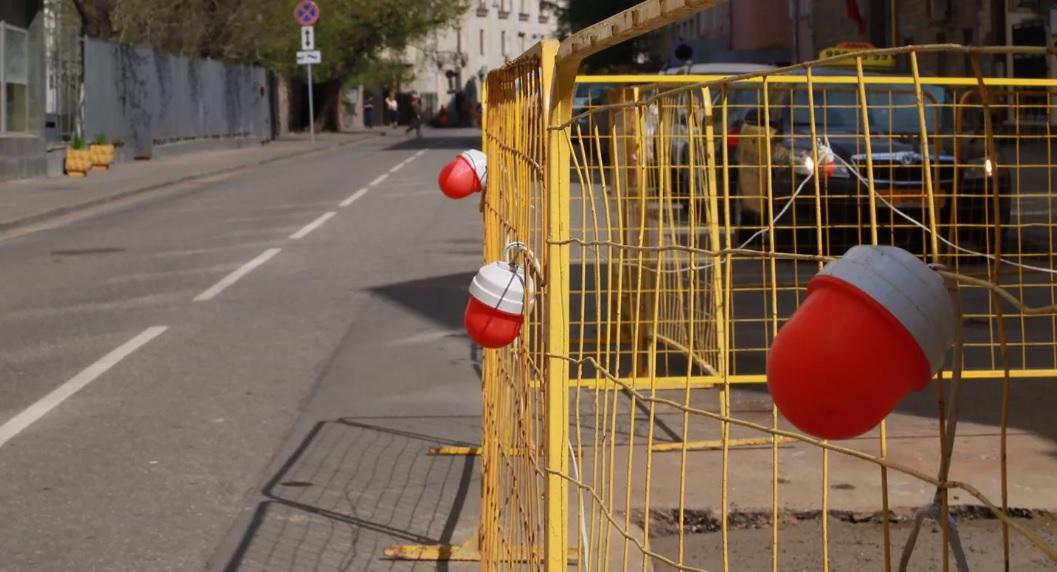 Движение транспорта в Нагорном районе изменят