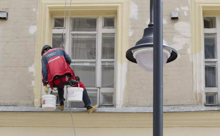 Фасады домов в Бирюлеве Восточном отремонтируют. Фото: сайт мэра Москвы