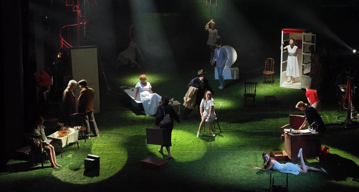 Дебют театралов состоится в «Нагатине»