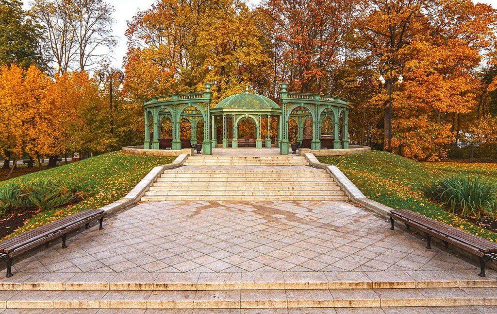 Десять парков юга модернизировали по программе «Мой район». Фото: сайт мэра Москвы