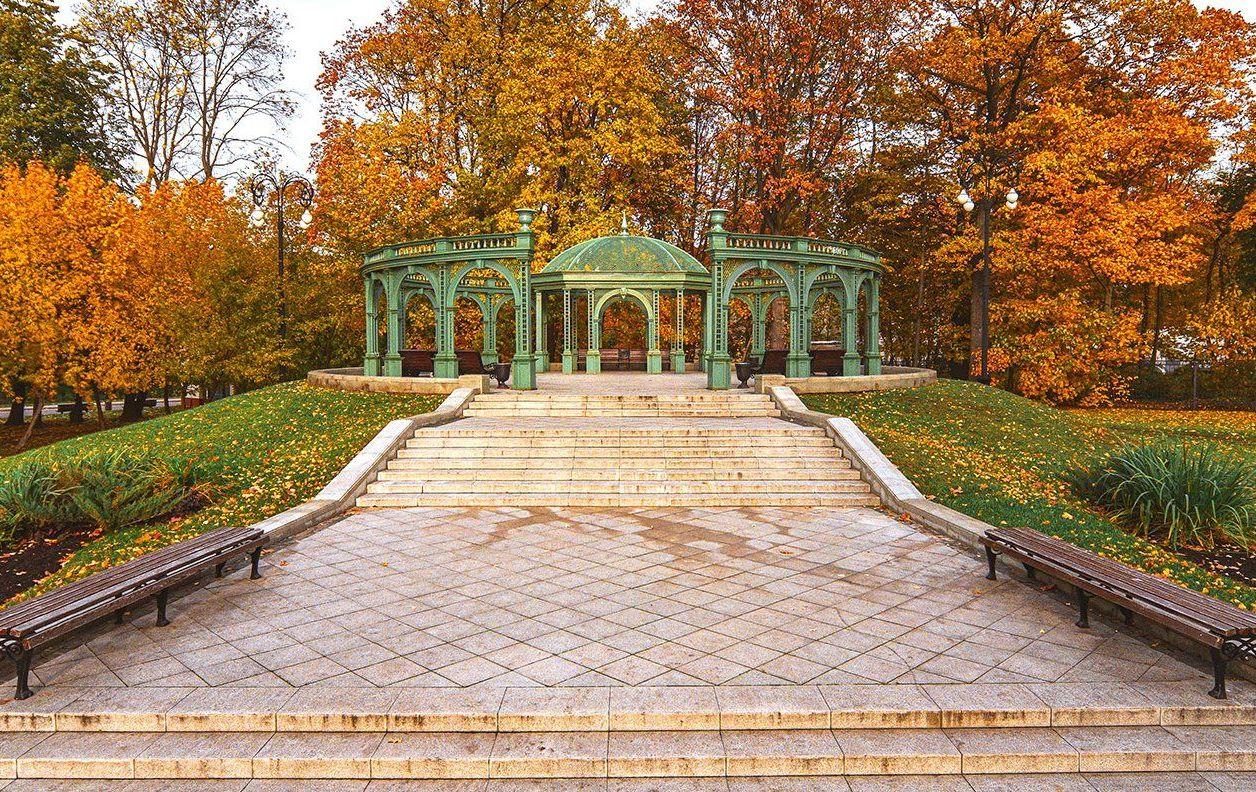 Десять парков юга модернизировали по программе «Мой район»