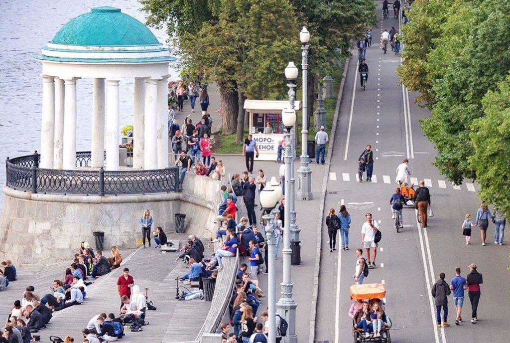 Итоги общегородского конкурса «Маршруты по Москве» подвели в столице. Фото: сайт мэра Москвы