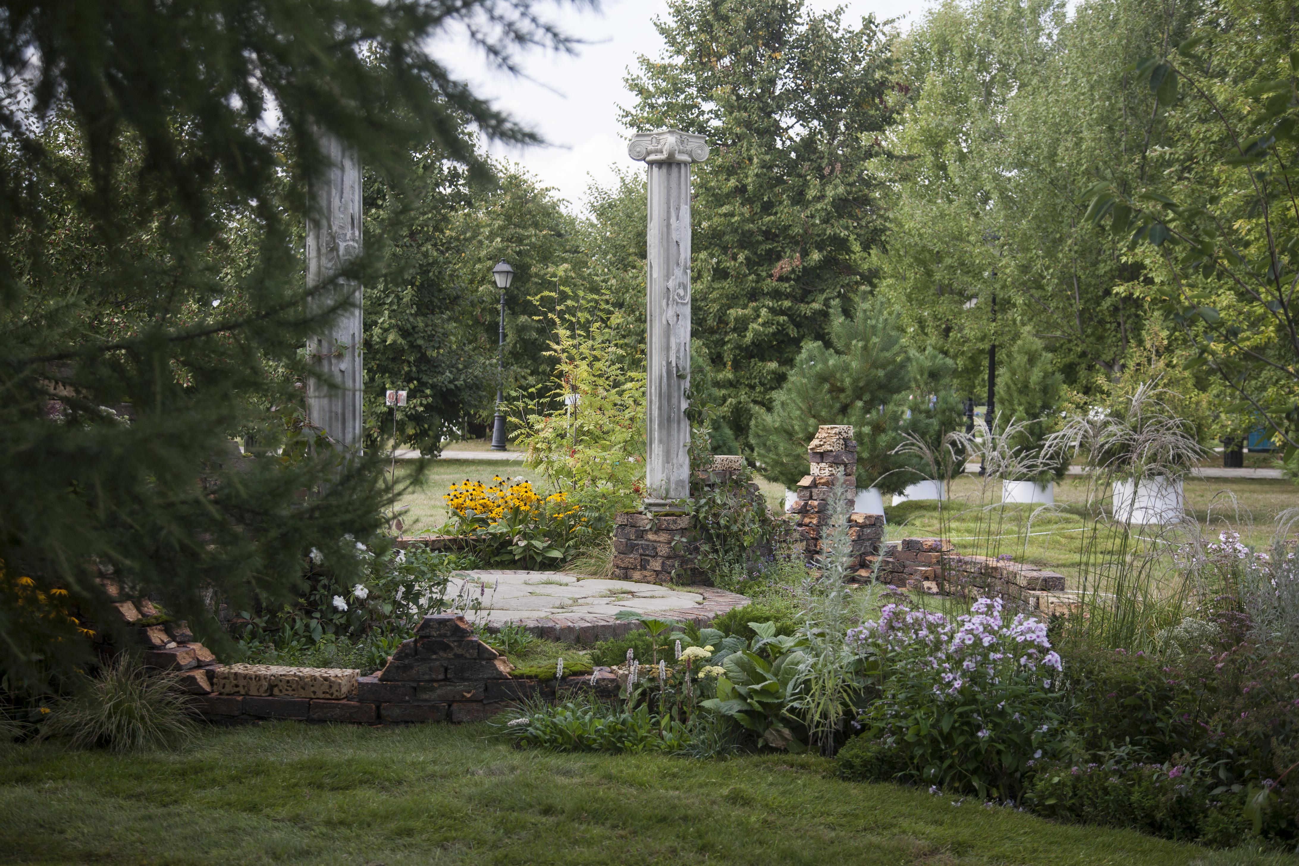 Фестиваль исторических садов проведут в «Царицыне»